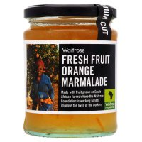Waitrose fresh fruit orange marmalade