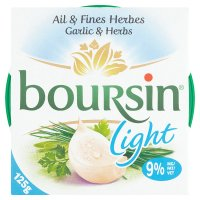 Boursin light