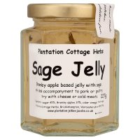 Plantation cottage sage jelly