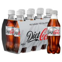Diet Coke mini cans
