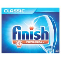 Finish Classic Dishwasher Tablets, x30