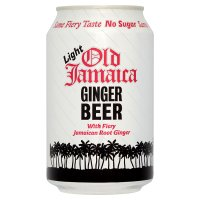 Old Jamaica ginger beer light