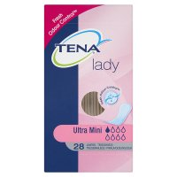 Tena lady ultra mini towels