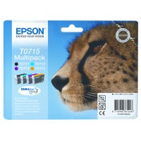Epson Cheetah T0715 4 Colour