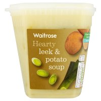 Waitrose leek & potato soup