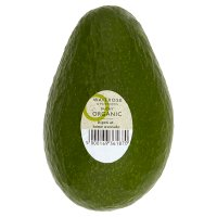 Waitrose Organic avocado