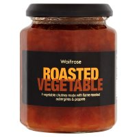 Waitrose roasted vegetable chutney