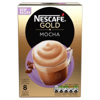 Nescafé Café Menu mocha coffee