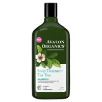 Avalon Organic shampoo tea tree