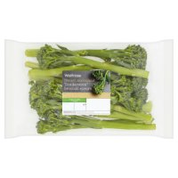 Waitrose tenderstem broccoli spears