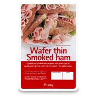 Hygrade Smoked Wafer Thin Ham