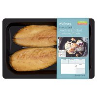 Waitrose boneless smoked mackerel fillets
