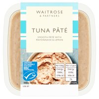 Waitrose MSC tuna pâté