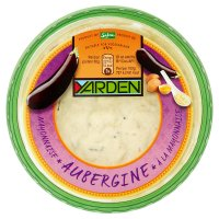 Kosher Yarden aubergines in mayonnaise