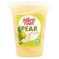 Nature's Finest Pear Slices (in juice)