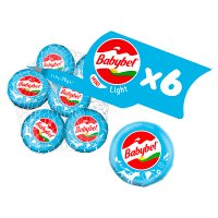 Mini Babybel light, 6 portions
