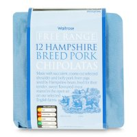 Hampshire breed free range pork chipolatas