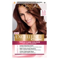 L'Oréal excellence mahogany brown