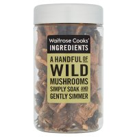 Waitrose Cooks' Ingredients wild mushrooms