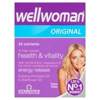 Vitabiotics wellwoman original x 30