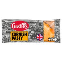 Ginsters original Cornish pasty