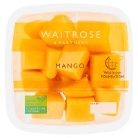 Waitrose Mango Chunks