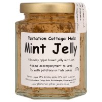 Plantation Cottage Herbs mint jelly