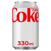 Diet Coke single can