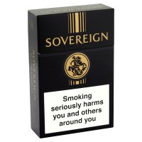 Benson & Hedges sovereign king size