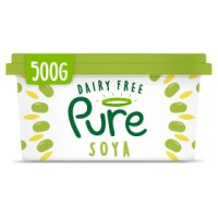 Pure dairy free soya