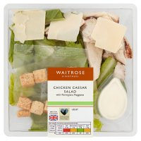 Waitrose chicken caesar salad