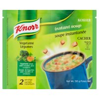Knorr 2 instant vegetable soup