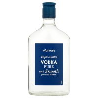 Waitrose Vodka