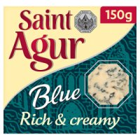 Saint Agur rich & creamy blue