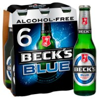 Beck's alcohol-free
