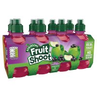 Robinsons low sugar blackcurrant fruit shoot