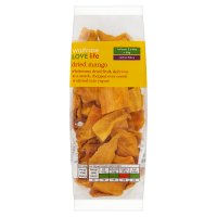Waitrose LOVE life dried mango