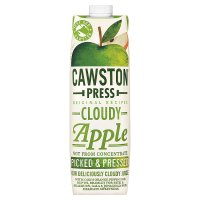 Cawston Press pressed apple juice