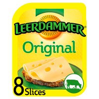 Leerdammer original, 8 slices