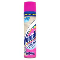 Vanish power foam carpet cleaner