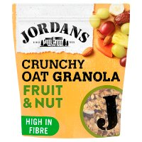 Jordans Country Oats Fruits & Nuts