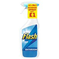 Flash Bathroom Spray
