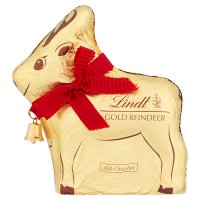 Lindt chocolate reindeer