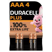 Duracell Plus Power AAA Batteries Alkaline