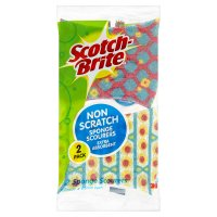 Scotch-Brite no scratch washing up pads
