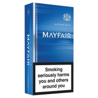 Mayfair superkings cigarettes