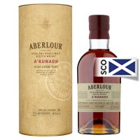 Aberlour A'bunadh Single Malt Whisky Speyside