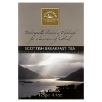 Edinburgh Tea Bags - Scottish Breakfast