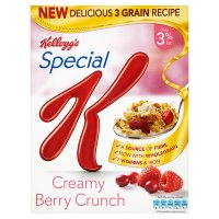 Kellogg's Special K Creamy Berry Crunch