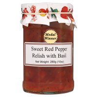 Highfield preserves red pepper relish